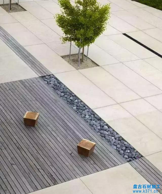 石材板材的铺装方法